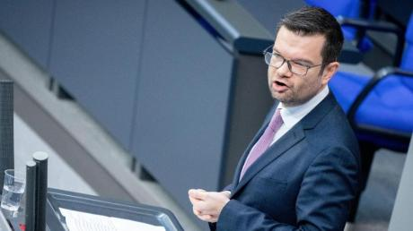 Marco Buschmann ist erster Parlamentarischer Geschäftsführer der FDP-Bundestagsfraktion.