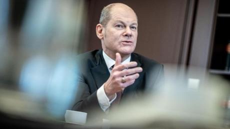 «Bin unverändert für eine finanzielle Entlastung der Kommunen in Deutschland»: Bundesfinanzminister Olaf Scholz.
