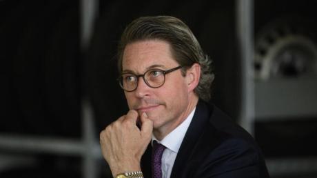 Bundesverkehrsminister Andreas Scheuer warnt vor grüner Verkehrspolitik.