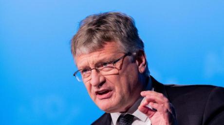 AfD-Chef Jörg Meuthen Ende November beim Parteitag in Kalkar.