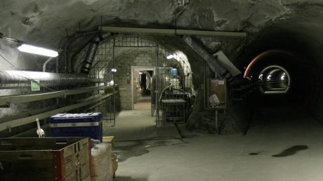 Das Felslabor Grimsel ist ein Zentrum der Endlagerforschung.
