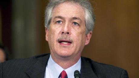 Nominiet für den Posten des CIA-Chefs:William Burns.
