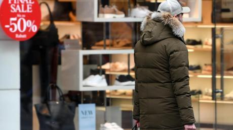 Seit Montag sind die Geschäfte in Österreich offen.