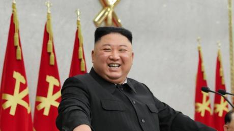 Nordkoreas Machthaber Kim Jong Un gilt wegen seines Atomwaffenprogramms als Gefahr für den Frieden.