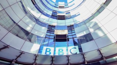 Die BBC-Zentrale in London:Das Ende der begrenzten Ausstrahlung des BBC-Programms in China stieß auf scharfe Kritik der britischen Regierung und des Senders.