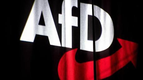 Das Logo der AfD: Der Verfassungsschutz will die Gesamtpartei als rechtsextremistisch einstufen und entsprechend beobachten.