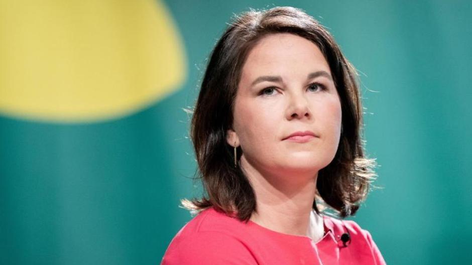 Will Kanzlerin werden: Grünen-Chefin Annalena Baerbock.