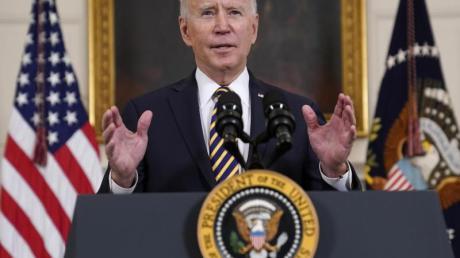 Joe Biden, Präsident der USA, hat den Stopp der legalen Einwanderung in die USA wieder aufgehoben.