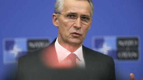 Jens Stoltenberg, Generalsekretär der Nato, schwor die Staats- und Regierungschefs der EU auf eine gemeinsame Sicherheitspolitik ein.