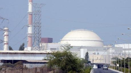 Das iranische Atomkraftwerk Buschehr. Die Führung in Teheran hat vergangene Woche den Zugang der Inspektoren der IAEA zu den Atomanlagen im Land eingeschränkt.