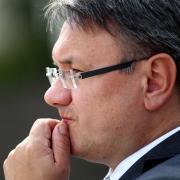 Der CSU-Politiker Georg Nüßlein steht im Fokus der Masken-Affäre.