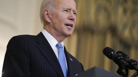 US-Präsident Joe Biden drückt bei den Impfungen weiterhin aufs Gaspedal.