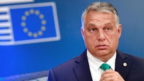 Sorgt seit Jahren für Streit bei Europas Christdemokraten:Ungarns Ministerpräsident Viktor Orban.