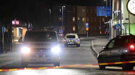 In der Stadt Vetlanda in Schweden gab es mutmaßlich eine Terror-Tat.
