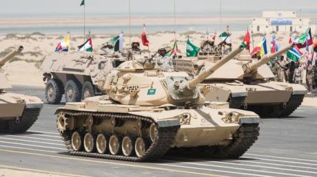 Größter Importeur von Rüstungsgütern bleibt Saudi-Arabien.