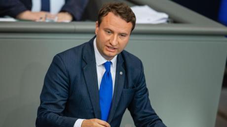 Aus dem Bundestag hat er sich bereits zurückgezogen:Mark Hauptmann.