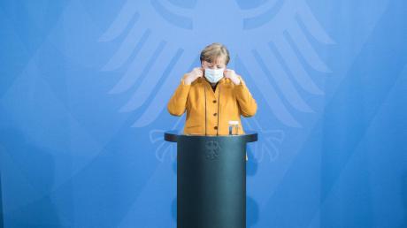 Angela Merkel will mehr Macht im Kampf gegen Corona - und dafür das Infektionsschutzgesetz ändern.