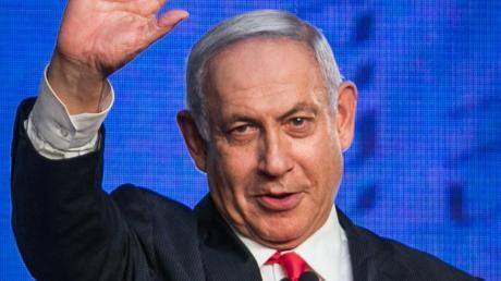 Benjamin Netanjahu: Ihm fehlen noch zwei Mandate, um in Israel weiterregieren zu können.