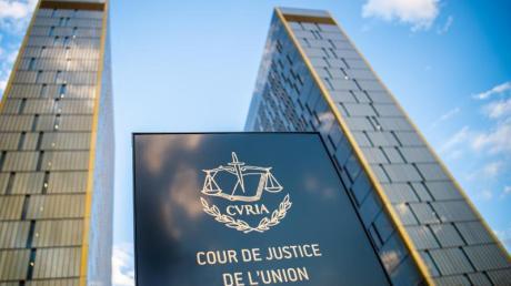 Der Europäische Gerichtshof (EuGH) in Luxemburg.
