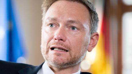 FDP-Chef-Christian Lindner hat 2017 eine Jamaika-Koalition in letzter Minute platzen lassen.
