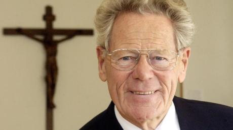 Hans Küng ist tot. Der Theologe ist mit 93 Jahren gestorben.