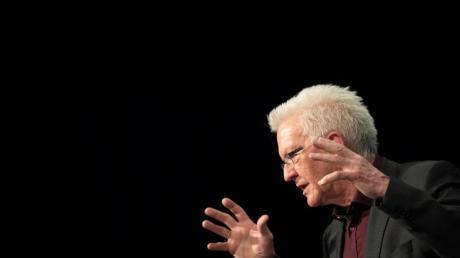Winfried Kretschmann verspricht einen Wahlkampf, «wie ihn die Republik noch nicht erlebt hat».