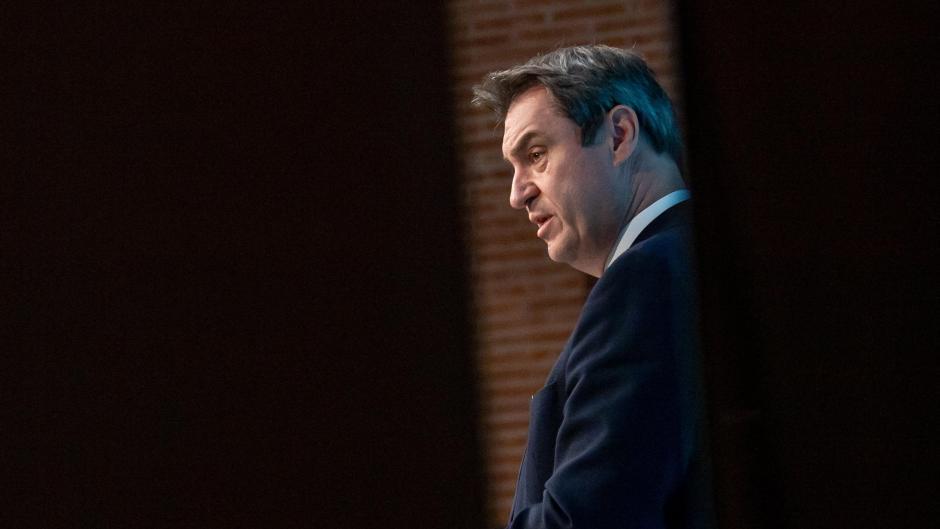 Der CSU-Vorsitzende und bayerische Ministerpräsident Markus Söder will Kanzlerkandidat der Union werden – und geht dafür ein höheres Risiko ein, als ihm viele zugetraut hatten.