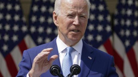 «Wir sind nach Afghanistan gegangen wegen eines schrecklichen Angriffs, der vor 20 Jahren geschah», sagt Biden. «Das kann nicht erklären, warum wir 2021 dort bleiben sollten.».