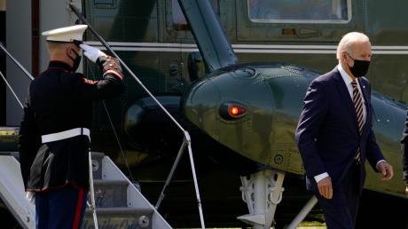 Das Tempo, das US-Präsident Joe Biden in den ersten Monaten seiner Amtszeit anschlägt, bleibt hoch: Die Ausweisung von zehn russischen Diplomaten soll Moskau in Zukunft davon abhalten, manipulative Hackerangriffe gegen die USA zu führen.