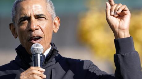 Laut Ex-US-Präsident Barack Obama braucht es konkrete Reformen, um die Ungleichbehandlung im Strafrechtssystem zu verringern.