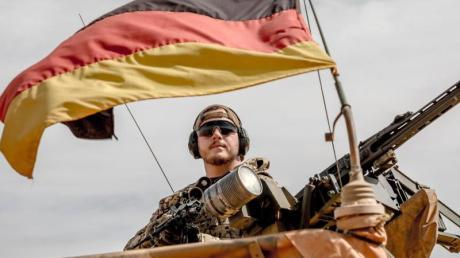 Etwa 1200 Bundeswehrsoldaten versehen in Mali ihren gefährlichen Dienst.