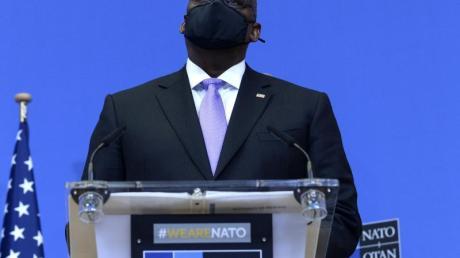 Pentagon-Chef Lloyd Austin warnt eindringlich vor den globalen Sicherheitsrisiken durch den Klimawandel.
