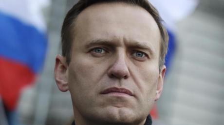 Alexej Nawalny, Oppositionsführer aus Russland.