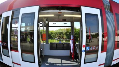 Der rassistische Vorfall ereignete sich in einer Straßenbahn in Erfurt.
