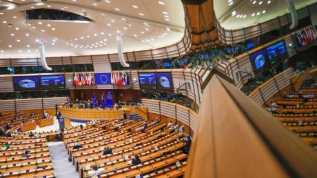 Das Europaparlament hat dem Brexit-Handelspakt mit Großbritannien endgültig zugestimmt (Archiv).