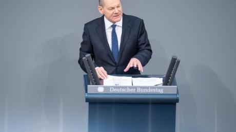 SPD-Kanzlerkandidat Olaf Scholz warnt vor einer sozialen Spaltung beim Impfen gegen das Coronavirus.