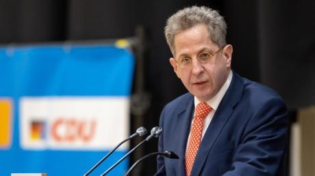 CDU-Mann Hans-Georg Maaßen grenzt sich nach seiner Kür zum Thüringer Direktkandidat für den Bundestag von der AfD ab.