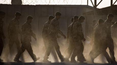 Die Nato zieht aus Afghanistan ab - die politische Zukunft des Landes ist ungewiss.