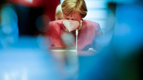 Bundeskanzlerin Angela Merkel drückt bei Verschärfung des Klimaschutzgesetzes aufs Tempo.