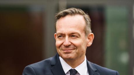 Volker Wissing ist Landesvorsitzender der FDP in Rheinland-Pfalz und Generalsekretär der Bundespartei.