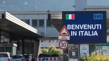 «Benvenuti in Italia»: Schon ab Mitte Mai sollen Reisende aus Europa, die voll geimpft sind, leichter nach Italien einreisen können.