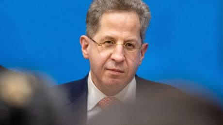 Der ehemalige Verfassungsschutzpräsident Hans-Georg Maaßen.