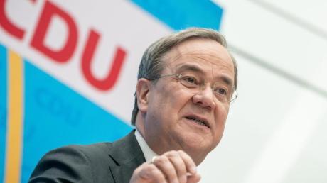 «Was in dieser Wahlperiode noch geht, muss unbedingt gemacht werden»: Armin Laschet.