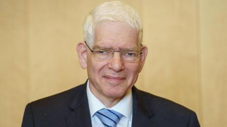 Der Präsident des Zentralrates der Juden in Deutschland, Josef Schuster.