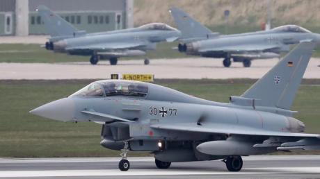 Der Eurofighter, der unter anderem von der deutschen Luftwaffe eingesetzt wird, soll von einem neuen System abgelöst werden.