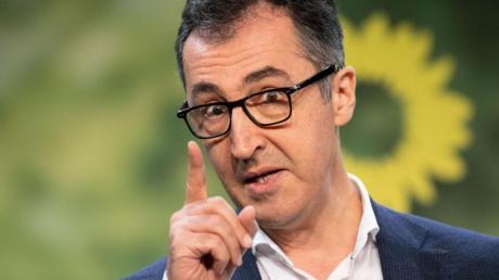 Cem Özdemir war von 2008 bis 2018 Grünen-Vorsitzender.