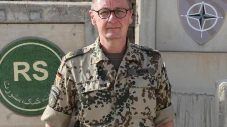 Brigadegeneral Ansgar Meyer wird neuer Kommandeur des Kommandos Spezialkräfte.