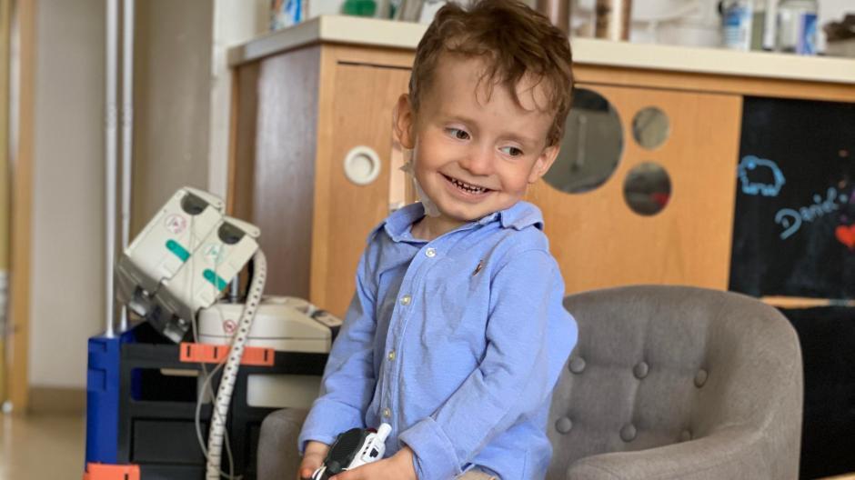 Am 19. August werden es genau 1000 Tage sein – so lange schon wird Daniel dann auf ein Spenderherz gewartet haben.