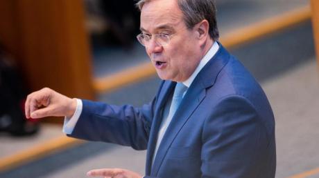 Unions-Kanzlerkandidat Armin Laschet.