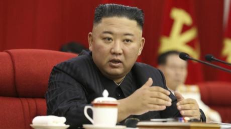 Der nordkoreanische Machthaber Kim Jong Un soll seiner Regierung befohlen haben, auf eine Konfrontation mit der Biden-Administration vorbereitet zu sein.
